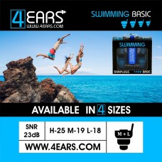 4EARS SWIMMING BASIC - EN