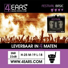 4EARS FESTIVAL BASIC - NL