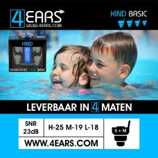 4EARS KIND (Blue) BASIC- NL