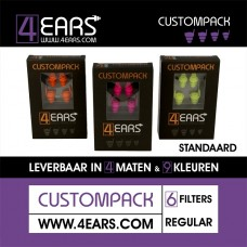4EARS CUSTOMPACK STANDAARD