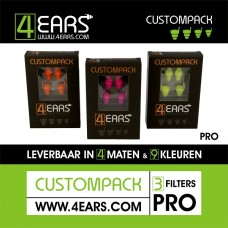 4EARS CUSTOMPACK PRO
