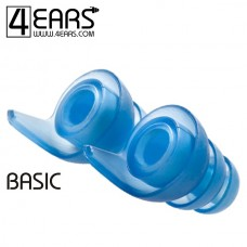 4EARS Basic L Ear Tips Blauw
