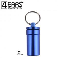 XL - Opbergkokertje Blauw